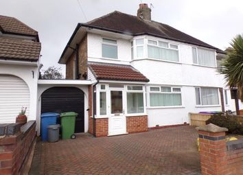Thumbnail 3 bed semi-detached house for sale in Bampton Road, Childwall, Liverpool, Merseyside