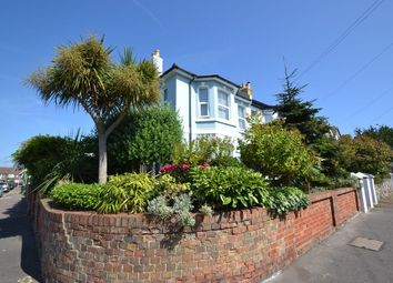 Thumbnail 3 bed end terrace house for sale in Sugden Road, Worthing, West Sussex
