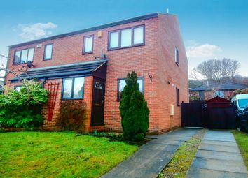 Thumbnail 3 bed semi-detached house to rent in Highland Road, New Whittington, Chesterfield