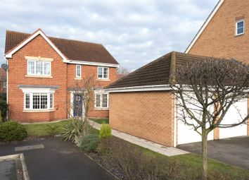 Thumbnail 4 bedroom detached house for sale in Abbots Court, Selby