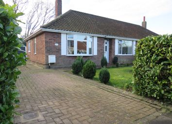 2 bed semi-detached bungalow for sale in Catton Chase, Old Catton, Norwich NR6