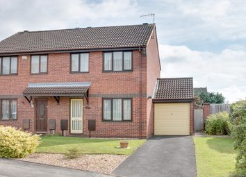 Thumbnail 3 bed semi-detached house for sale in Farmers Road, Stoke Heath, Bromsgrove