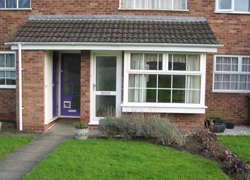 Thumbnail 2 bed maisonette to rent in Trevelyan Crescent, Stratford-Upon-Avon