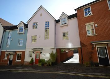 Thumbnail 4 bed town house for sale in St. Marys Fields, Colchester