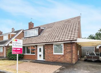 Thumbnail 3 bed detached bungalow for sale in Mourn Terrace, Lincoln