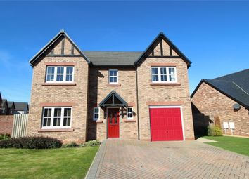 Thumbnail 4 bed detached house for sale in Charlton Way, Crindledyke, Carlisle, Cumbria