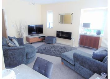 Thumbnail 2 bed flat for sale in Fairbourne Court, Oldham