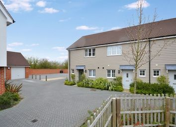 Thumbnail 2 bed semi-detached house for sale in Saffron Way, Little Canfield, Dunmow