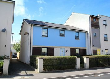Thumbnail 4 bed end terrace house for sale in Newfoundland Way, Portishead, North Somerset