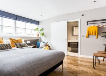 Thumbnail Serviced flat to rent in Garlick Hill, London