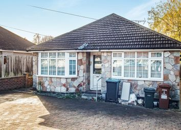Thumbnail 2 bed detached bungalow for sale in Harrow Way, Watford