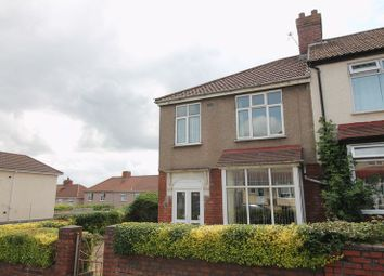 Thumbnail 4 bedroom end terrace house to rent in Beverley Road, Horfield, Bristol
