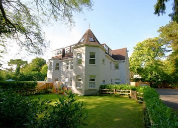 Thumbnail 2 bed flat for sale in Burton Road, Branksome Park, Poole, Dorset