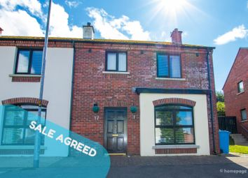 Thumbnail 3 bed semi-detached house for sale in 17 Woodland Mews, Derry / Londonderry