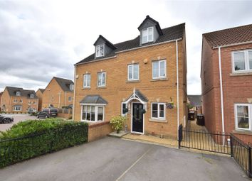 Thumbnail 3 bed semi-detached house for sale in Springfield Road, Lofthouse, Wakefield, West Yorkshire