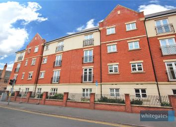 2 bed flat to rent in Manor Gardens Close, Loughborough, Leicestershire LE11