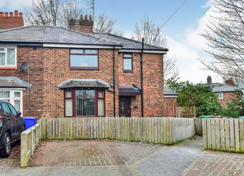 3 bed semi-detached house for sale in Redcroft Gardens, Manchester Burnage, Greater Manchester M19