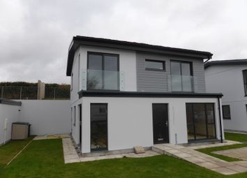 Thumbnail 4 bed detached house for sale in Upper Polmear, Par