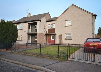 Thumbnail 2 bed flat to rent in Mayfield Crescent, Loanhead
