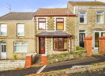 Thumbnail 3 bed terraced house for sale in Ivor Street, Pontycymer, Bridgend