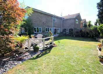 Thumbnail 3 bed flat for sale in East View Close, Wargrave, Reading