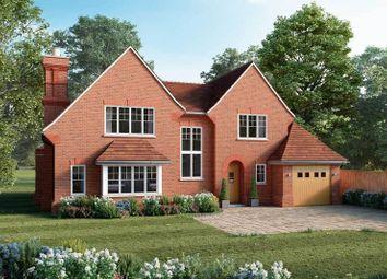 Thumbnail 5 bedroom detached house for sale in Horsham Road, Cranleigh