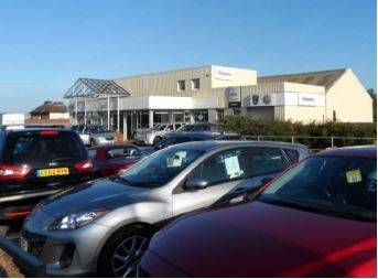 Thumbnail Industrial for sale in Honiton Road, Exeter