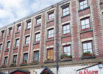Thumbnail 1 bed flat for sale in Gibson Street, Calton, Glasgow