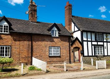 Thumbnail 1 bed cottage to rent in Chester Road, Acton, Nantwich