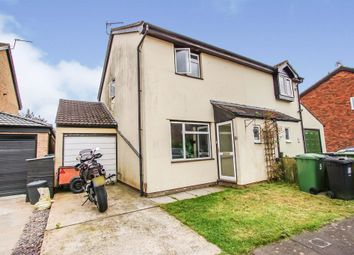 Thumbnail 3 bed semi-detached house for sale in Wavell Close, Yate, Bristol