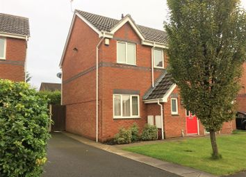 Thumbnail 3 bed semi-detached house for sale in Ravenglass Drive, Middleton, Manchester