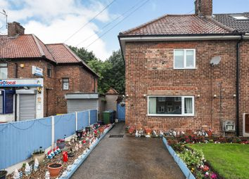 4 bed semi-detached house for sale in White Avenue, Langold, Worksop S81