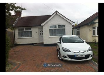 Thumbnail 2 bed bungalow to rent in Icknield Way, Luton