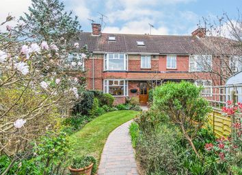 Thumbnail 4 bed terraced house for sale in Twitten Way, Worthing, West Sussex