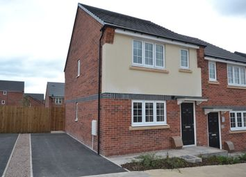 Thumbnail 3 bed semi-detached house to rent in Trinity Parade, Trinity Street, Hanley, Stoke-On-Trent