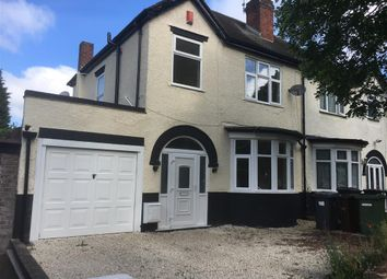 Thumbnail 3 bed semi-detached house to rent in Goldthorn Avenue, Wolverhampton