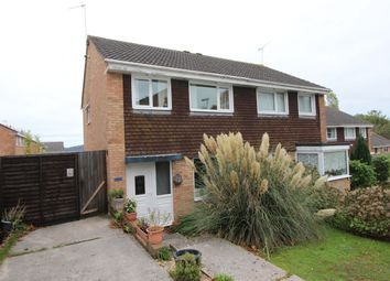 Thumbnail 3 bed semi-detached house for sale in Adams Crescent, Torpoint, Cornwall