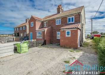 Thumbnail 2 bed semi-detached house for sale in West End Terrace, Sea Palling, Norwich