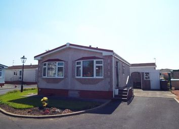 Thumbnail 2 bed bungalow for sale in Willow Grove Park, Sandy Lane, Preesall, Poulton-Le-Fylde