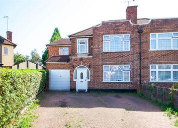Thumbnail 4 bed semi-detached house for sale in Chantry Close, Kenton, Middlesex