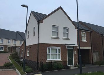 Thumbnail 3 bed property to rent in Queen Elizabeth Road, Nuneaton, Warwickshire