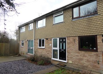 Thumbnail 3 bed terraced house for sale in Luscombe Close, Caversham, Reading