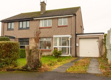 Thumbnail 3 bed semi-detached house for sale in Hamilton Crescent, Bishopton