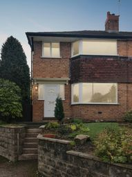 Thumbnail 3 bed semi-detached house to rent in Bourne Place, Leek