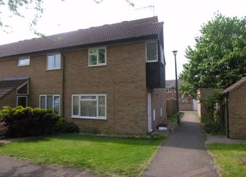 Thumbnail 3 bed terraced house to rent in Kings Gardens, Huntingdon, Cambridgeshire