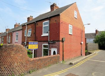 Thumbnail 2 bed end terrace house for sale in Sunny Springs, Chesterfield