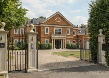 Thumbnail 6 bed detached house for sale in Goldrings Road, Oxshott, Leatherhead
