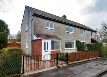 Thumbnail 3 bedroom semi-detached house for sale in Finlaystone Road, Kilmacolm