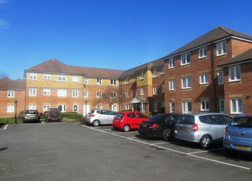 Thumbnail 1 bedroom flat for sale in Canberra Court, Gosport, Hampshire