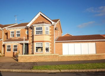 Thumbnail 4 bed detached house for sale in Sherbourne Drive, Belper